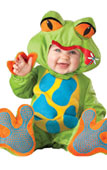 Froggy Kids Costume